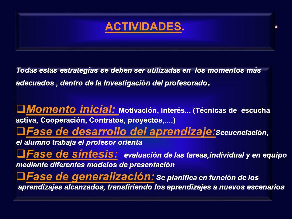 ACTIVIDADES.