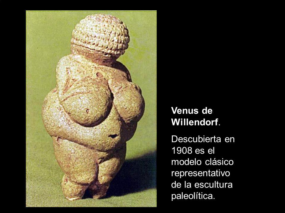 Venus de Willendorf.