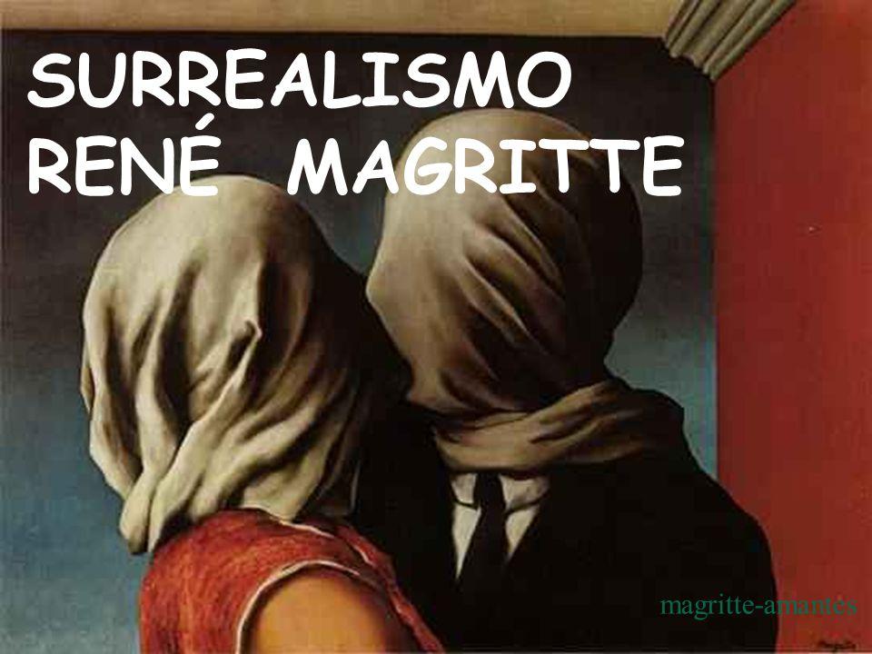 SURREALISMO RENÉ MAGRITTE magritte-amantes