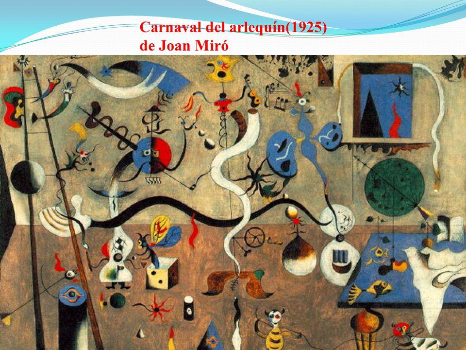 Algunos de sus representantes fueron: Salvador Dalí.
