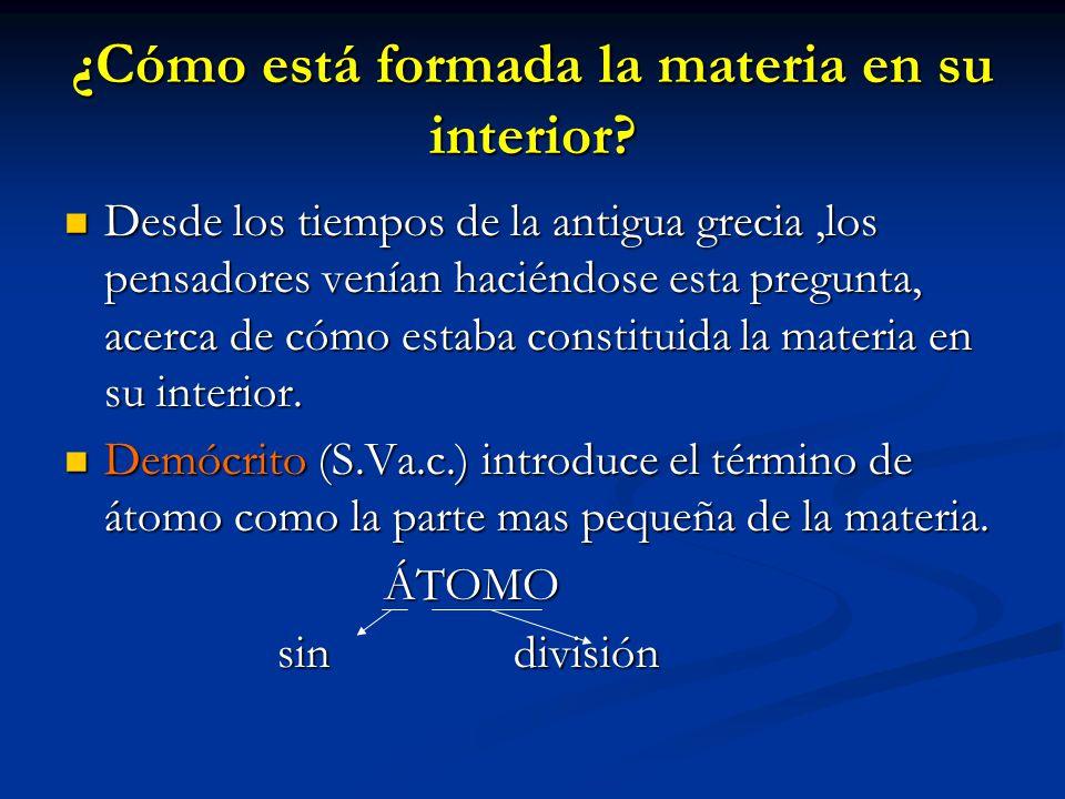 ISÓTOPOS.átomos que tienen el mismo número atómico, pero diferente número másico.