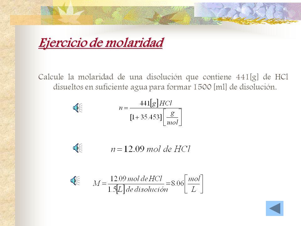 Uso común de las ppm Estas unidades se usan para designar los componentes gaseosos o sólidos en muestras de aire o agua. Así si nos dicen que la conce