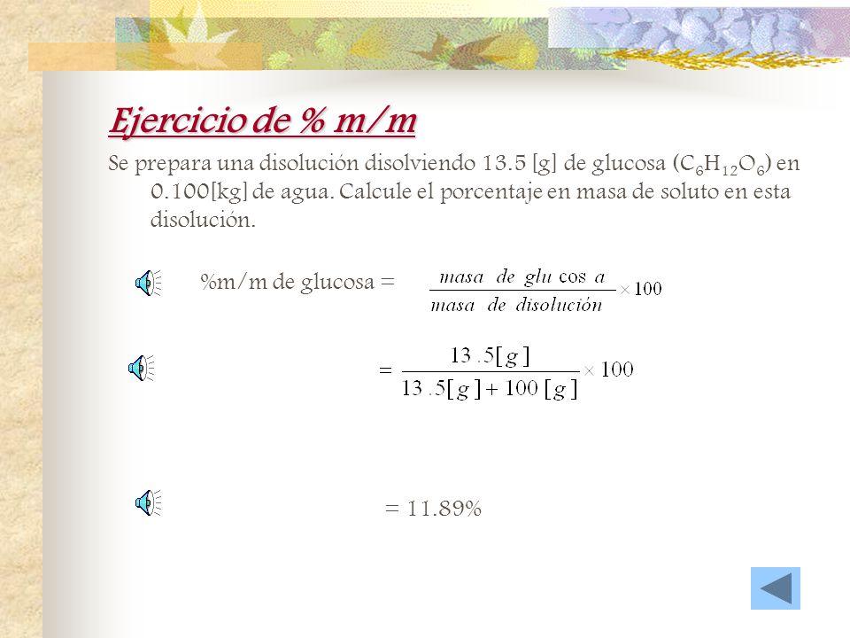 Ejercicio de molalidad ¿Cuántos gramos de NaOH se deben agregar a 5000[g] de agua para preparar una disolución de 0.100(m)? moles de soluto=(molalidad