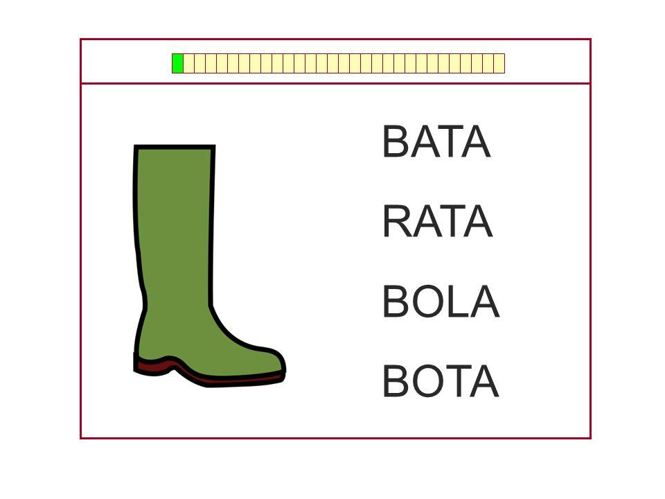 BATA RATA BOLA BOTA