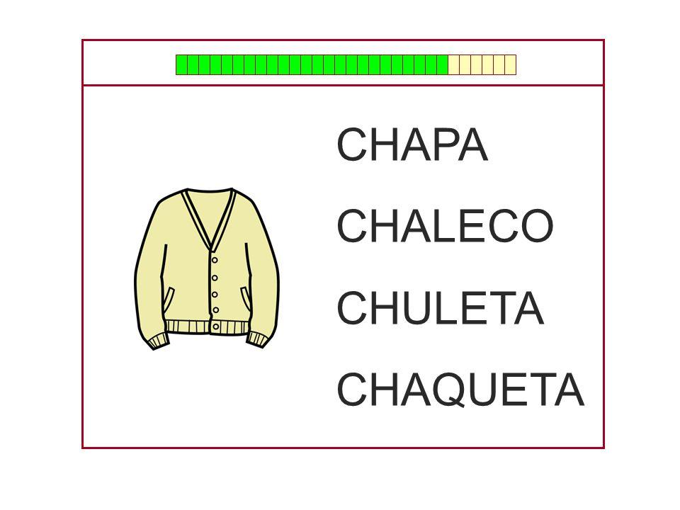 CACHITO CUCHARA CUCHILLO CUBITO