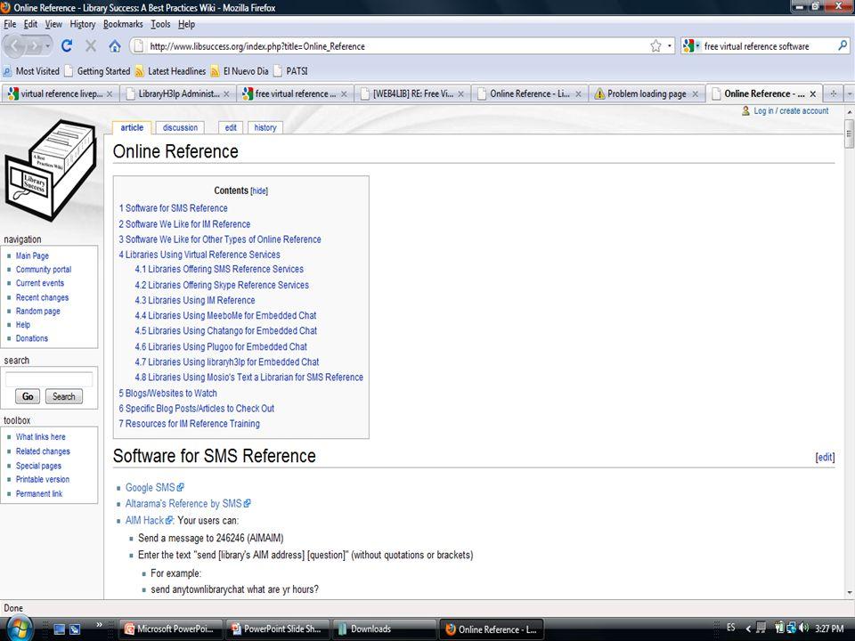 CostoGratuitos Todas las funcionalidades: Estadísticas Mensajes predeterminados Correo electrónico Chat Algunas funcionalidades: Chat Combinación con servicios gratuitos en Internet
