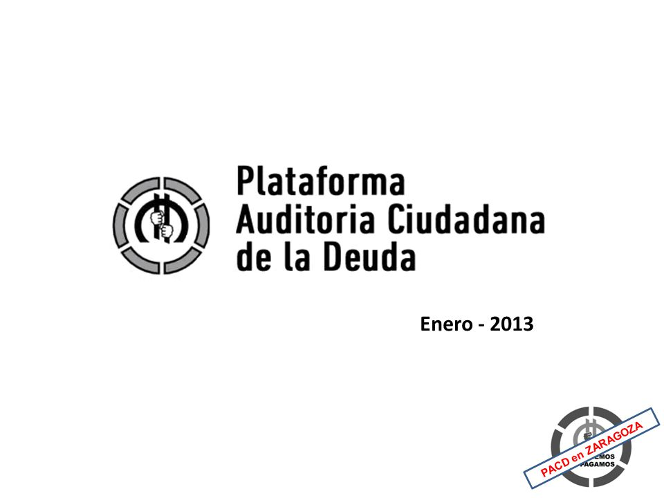 Enero - 2013