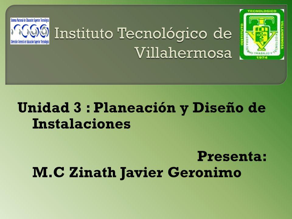 3.1 Principios básicos 3.2 Tipos de distribución de planta 3.3 Metodología para la distribución de planta 3.4 Diseño de planta a través de software especializado 3.5 Macro y micro localización de plantas