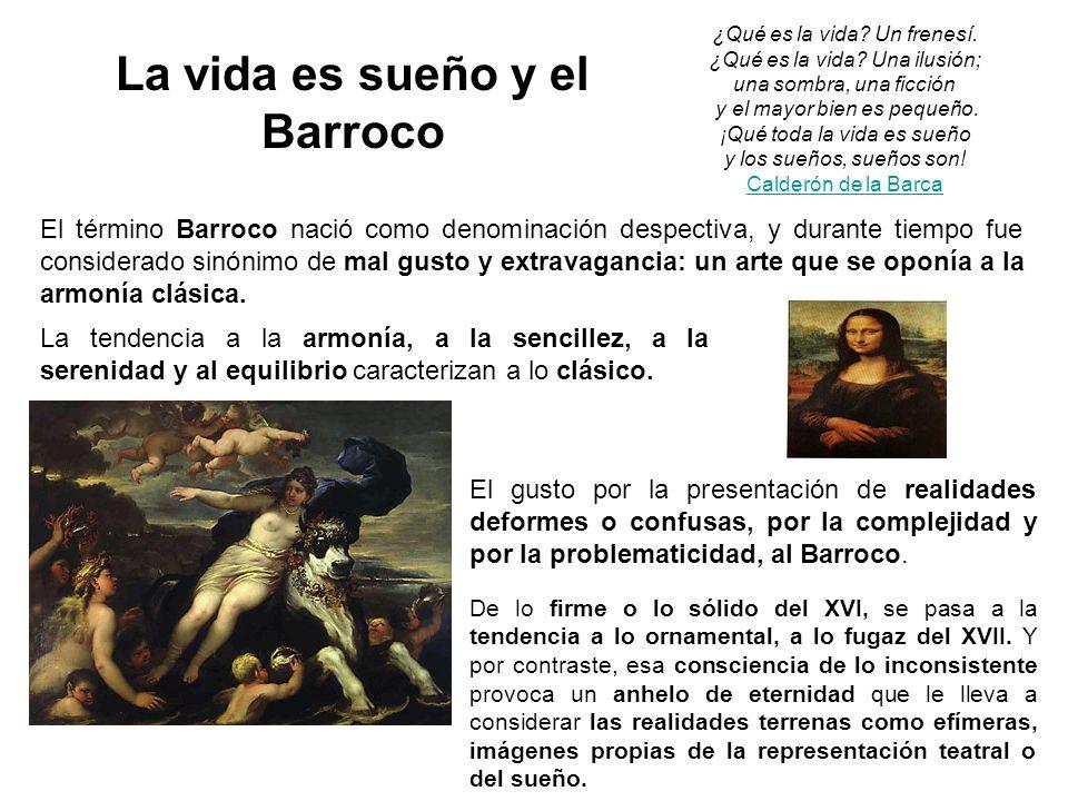 El Barroco El Barroco, cultura y arte de toda Europa, supone una crisis de sensibilidad y es la ruptura del equilibro emocional, la necesidad de vivir apasionadamente.