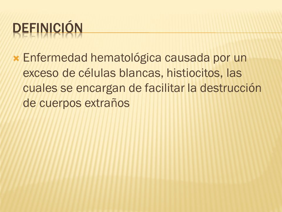 Rx de cráneo de pacientes con HCL.