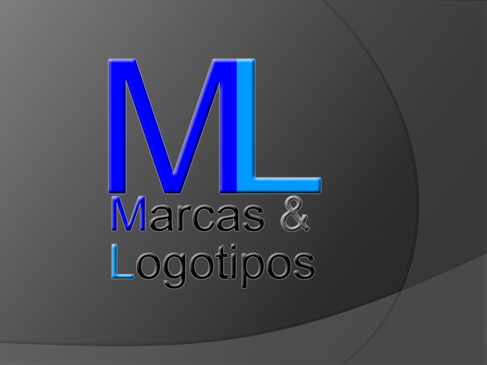 Lo que conocemos como «logo» puede referirse a uno de los siguientes conceptos: Logotipo: Representación tipográfica del nombre de la marca; una marca en la cual la palabra funciona como imagen.