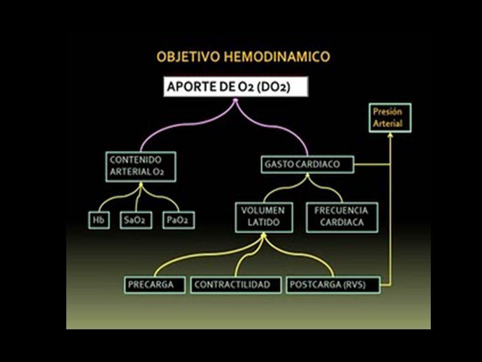 FISIOPATOLOGIA FUNCION RENAL La Oliguria ocurre precozmente en la mayoría de los diferentes tipos de shock, debido a intensa vasoconstricción renal y a un flujo sanguíneo renal deprimido.