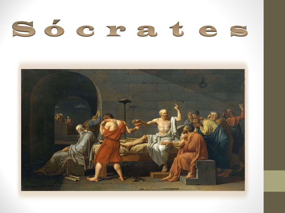 Biografía Sócrates nació en Atenas el año 470 a.c.