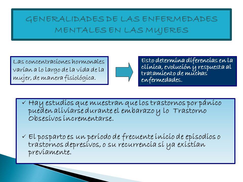 Los trastornos premenstruales tienen una naturaleza hormonal, además de una influencia psicológica y social.