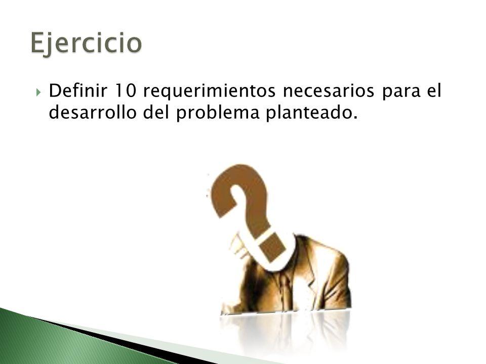 Identificación de riesgos Comprende el descubrimiento de los posibles riesgos del proyecto.
