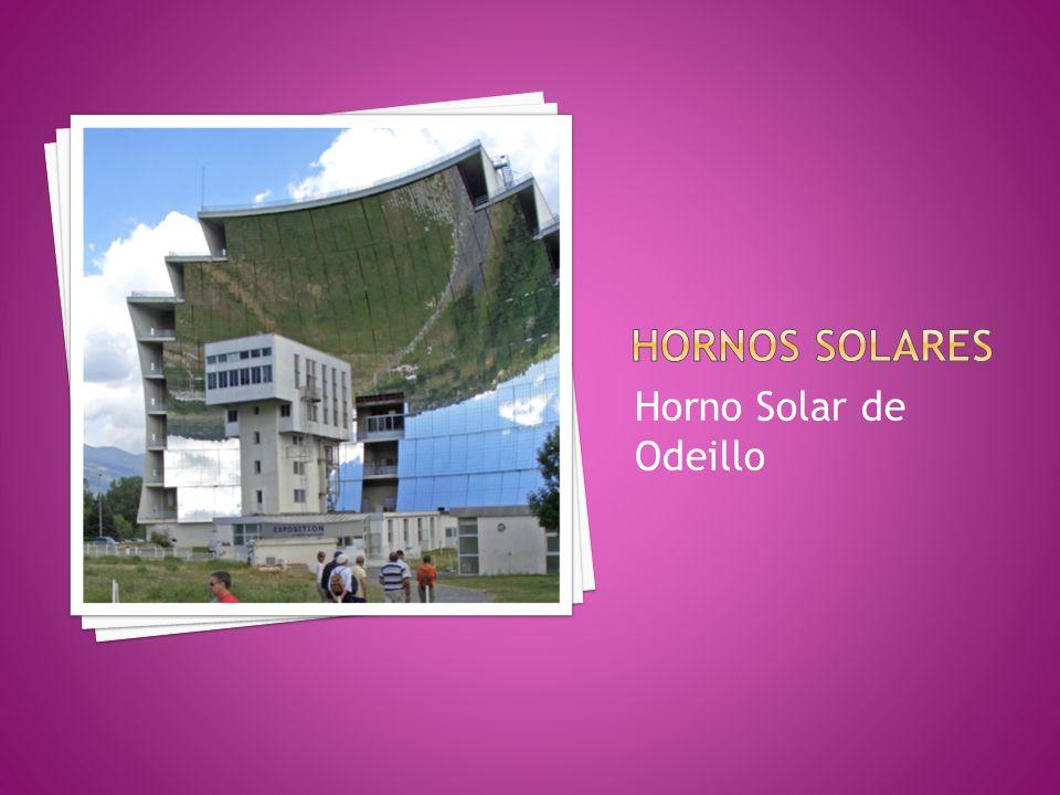 Horno Solar de Odeillo