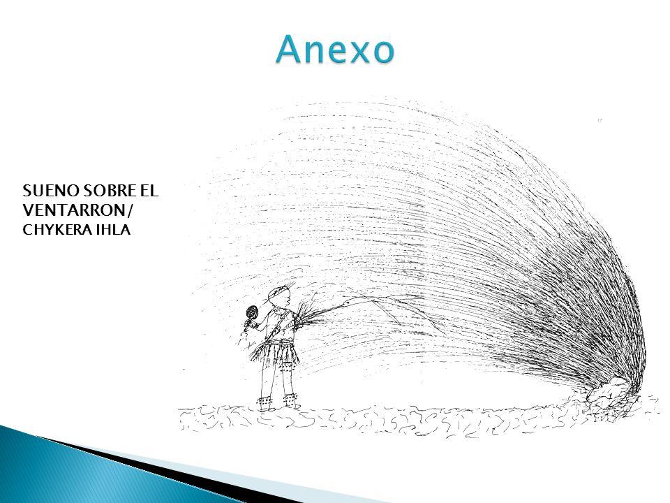 SUENO SOBRE EL VENTARRON/ CHYKERA IHLA