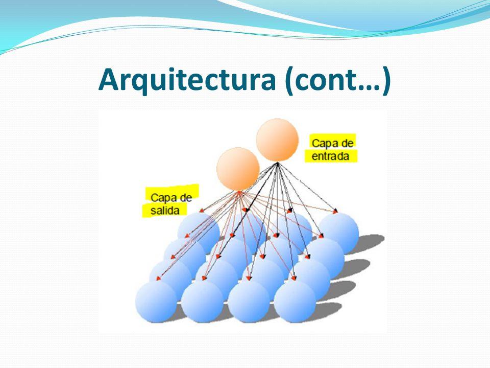 Arquitectura (cont…)