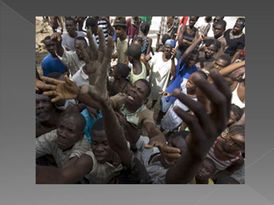 PROBLEMAS POLITICOS Los altos precios de los alimentos, 16 senadores de Haití votaron para destituir al primer ministro Jacques-Édouard Alexis argumentando que no cumplió con los esfuerzos suficientes para promover la producción de alimentos y reducir el costo de vida.