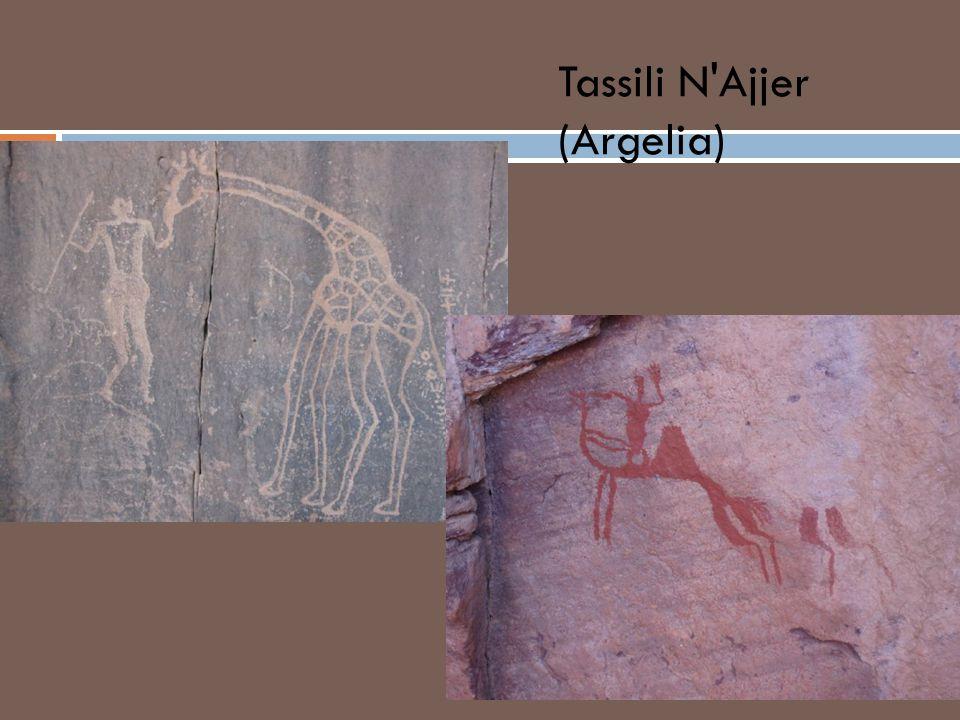 Tassili N'Ajjer (Argelia)