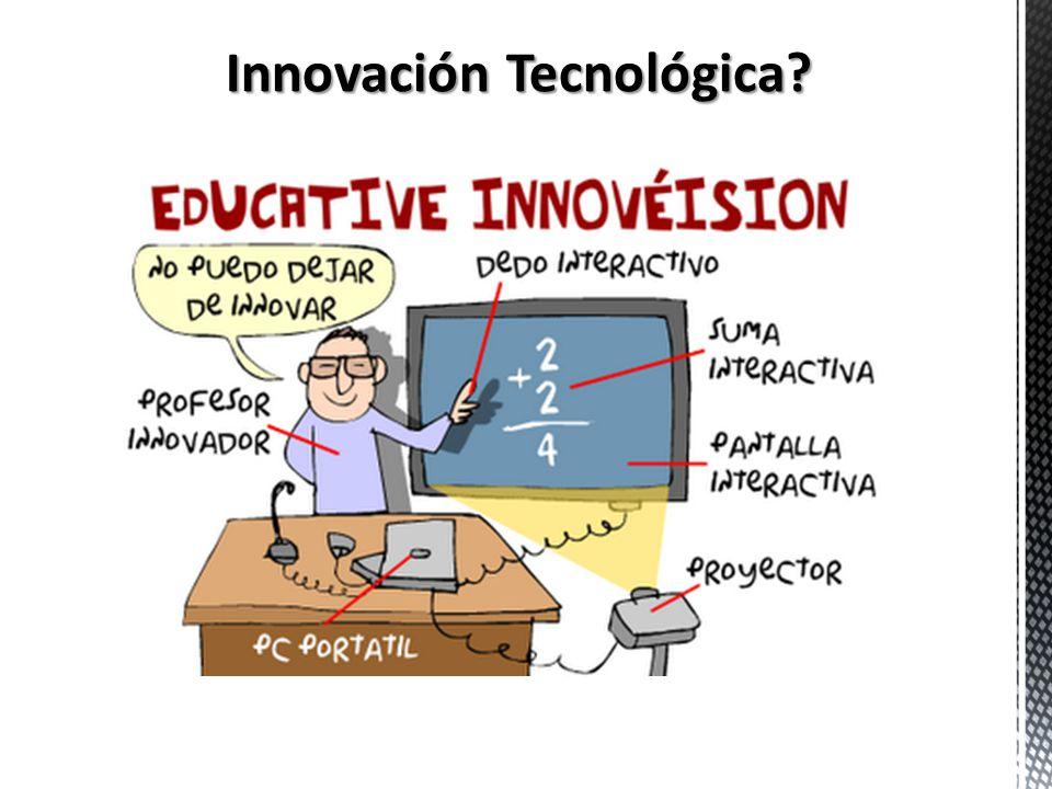 1.Cambio, mejora e innovación.