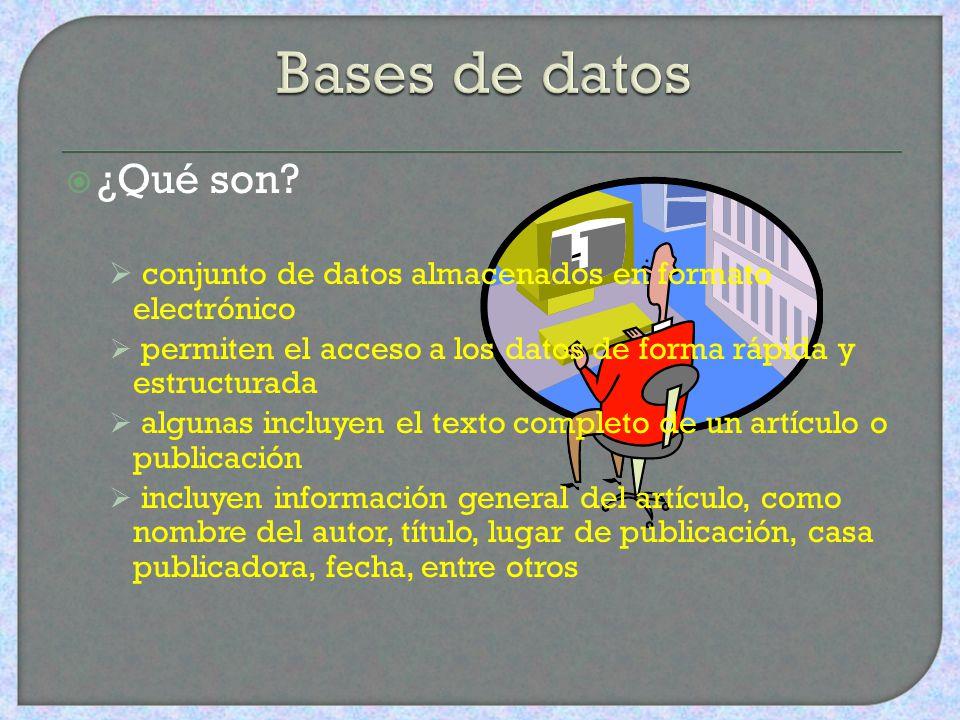 Bases de datos útiles para escribir las monografías sobre temas literarios y otras búsquedas generales Jaime Rodríguez Alicea Bibliotecario Auxiliar I