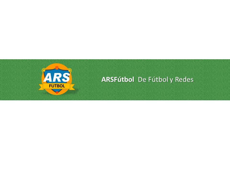 ARSFútbol De Fútbol y Redes