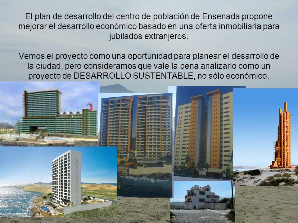Para que sea desarrollo sustentable Necesitamos……….
