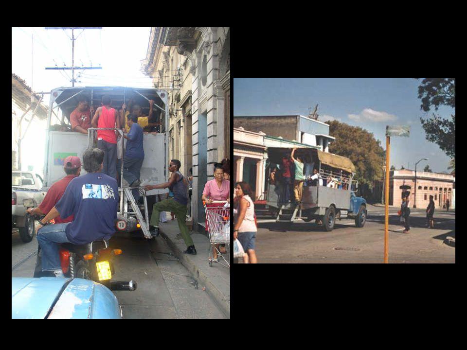 La Revolución ha modernizado el transporte en Cuba