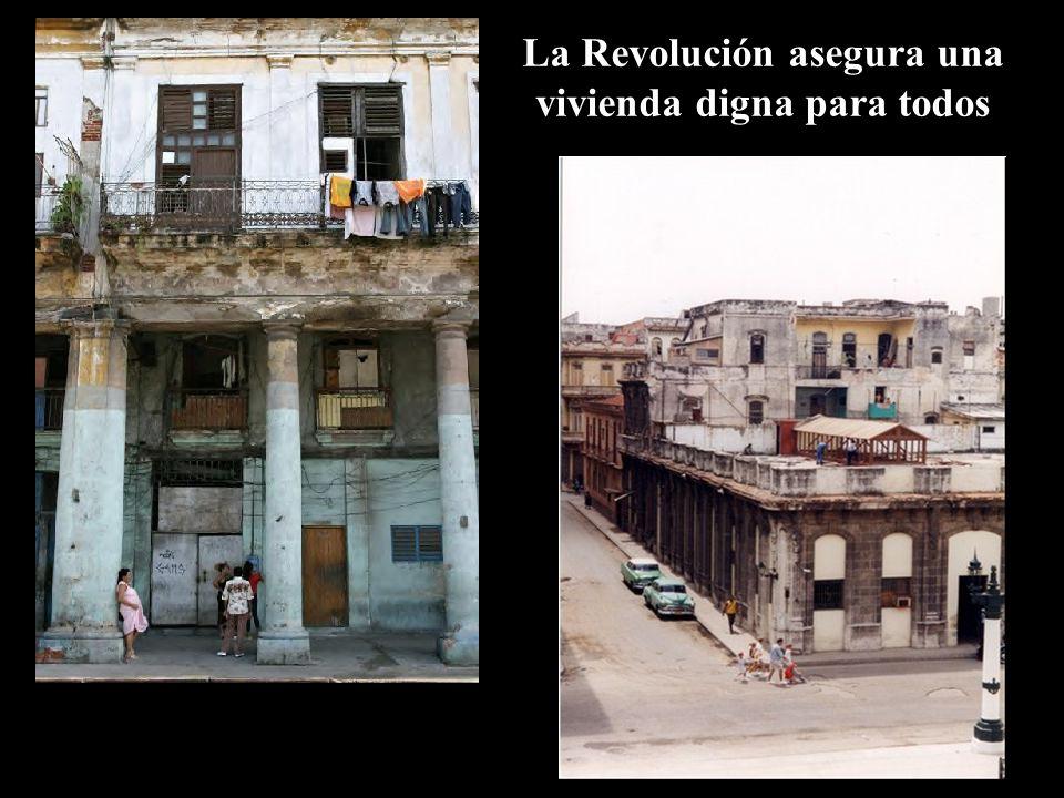 Cuba comparte el sueño revolucionario de Shafik.