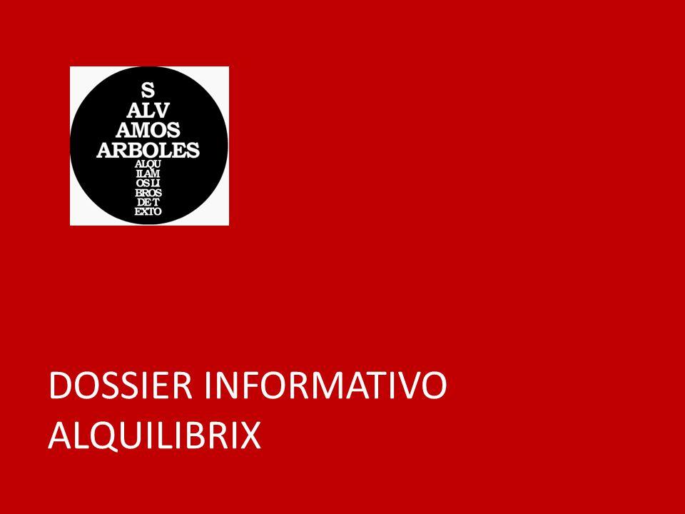 Alquilibrix www.alquilibrix.com 91 425 01 54 PROGRAMA ALQUILIBRIX + IES El pago del servicio se realiza contra reembolso, una vez recibidos los libros de texto.