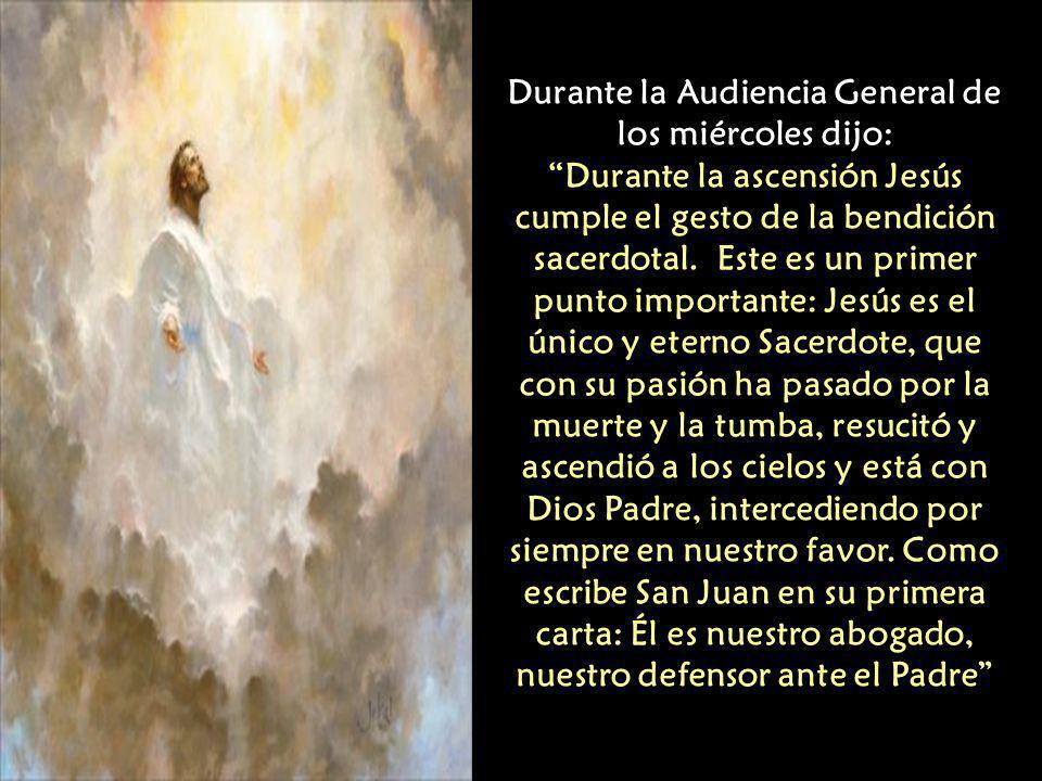 Es ésta la gracia que yo quisiera que todos nosotros pidiéramos al Señor: la docilidad al Espíritu Santo, a ese Espíritu que viene a nosotros y nos hace avanzar en el camino de la santidad, esa santidad tan bella de la Iglesia.