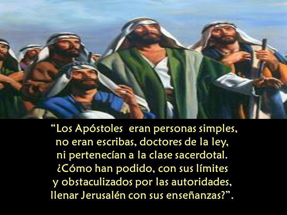 Durante la Audiencia General de los miércoles dijo: Durante la ascensión Jesús cumple el gesto de la bendición sacerdotal.