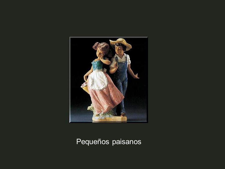 La princesa y sus lacayos