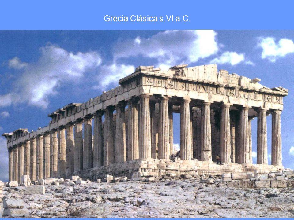 Grecia Clásica s.VI a.C.