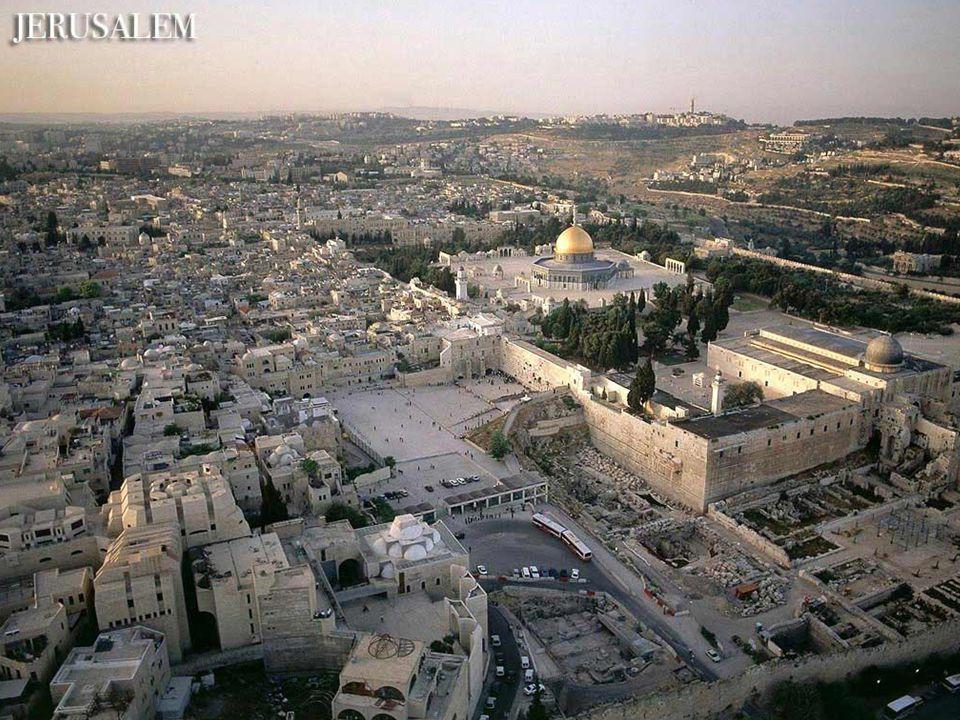 Jerusalén. El Cenáculo.
