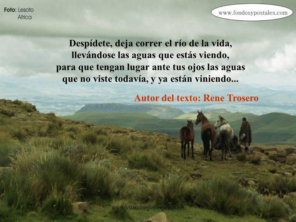 www.vitanoblepowerpoints.net Despídete, de los que, muriéndose, partieron, para que dejes de esperar su regreso, y camines tu camino en la esperanza, de encontrarte tú con ellos...