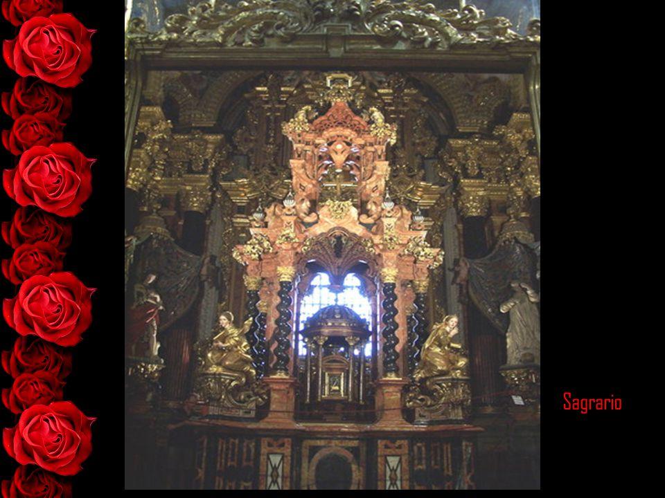Sacristía (barroca)