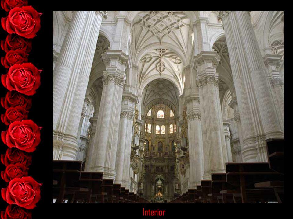 La construcción de la catedral de Granada fue ordenada por los Reyes Católicos en 1503