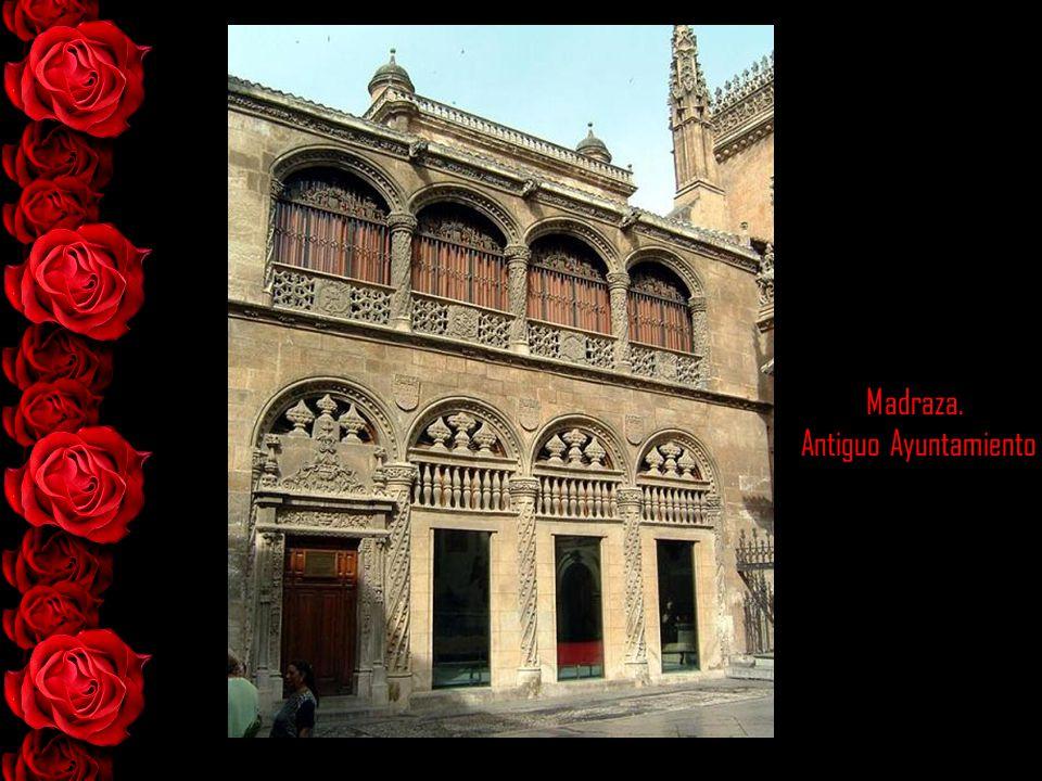 Real Chancillería desde 1587 (hoy sede del tribunal Superior de Justicia de Andalucía)