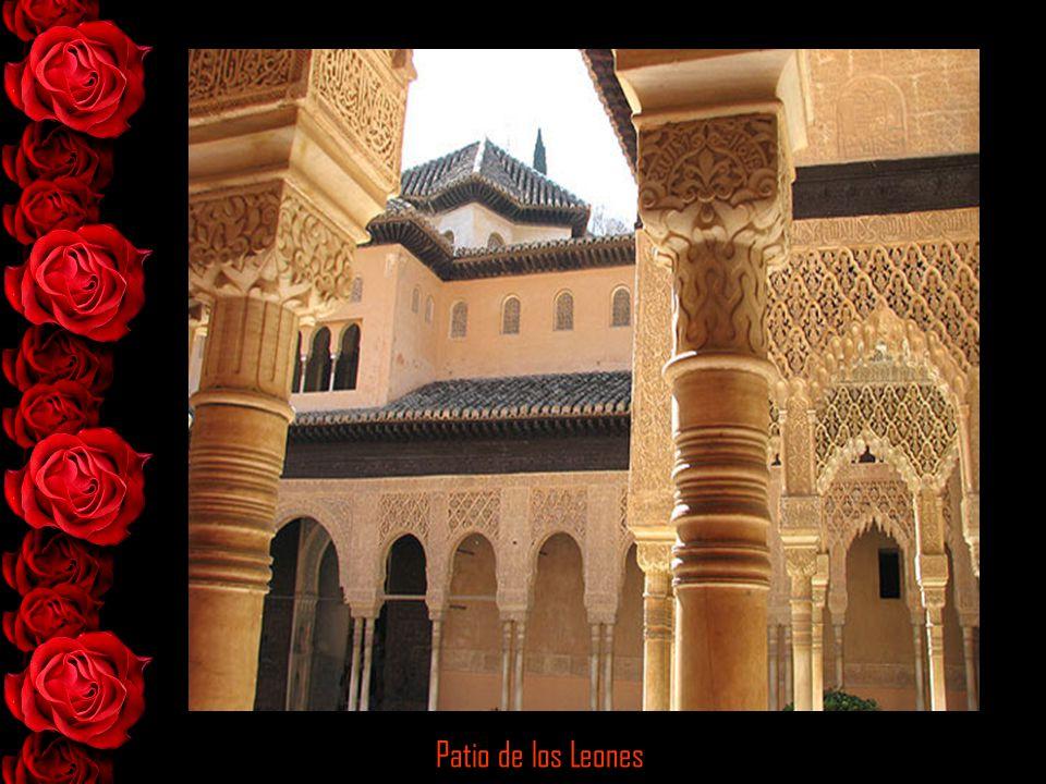 Vista del Albaicín desde la Alhambra