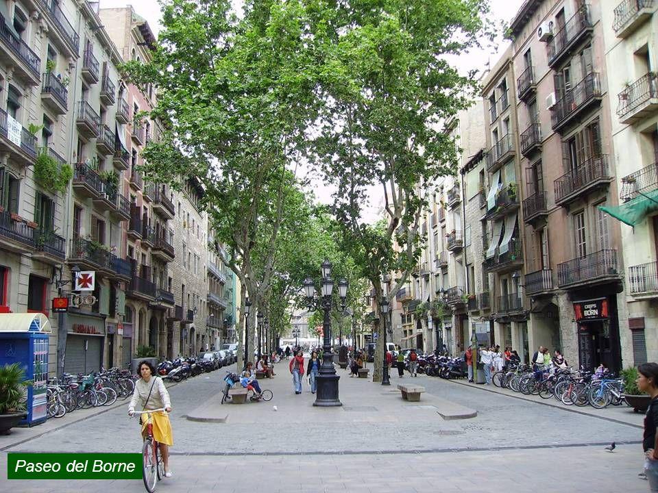 www.vitanoblepowerpoints.net Calle del Obispo Irurita (Barrio Gótico)