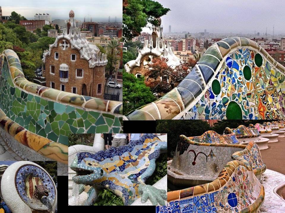 www.vitanoblepowerpoints.net PARQUE Güell (Gaudí)