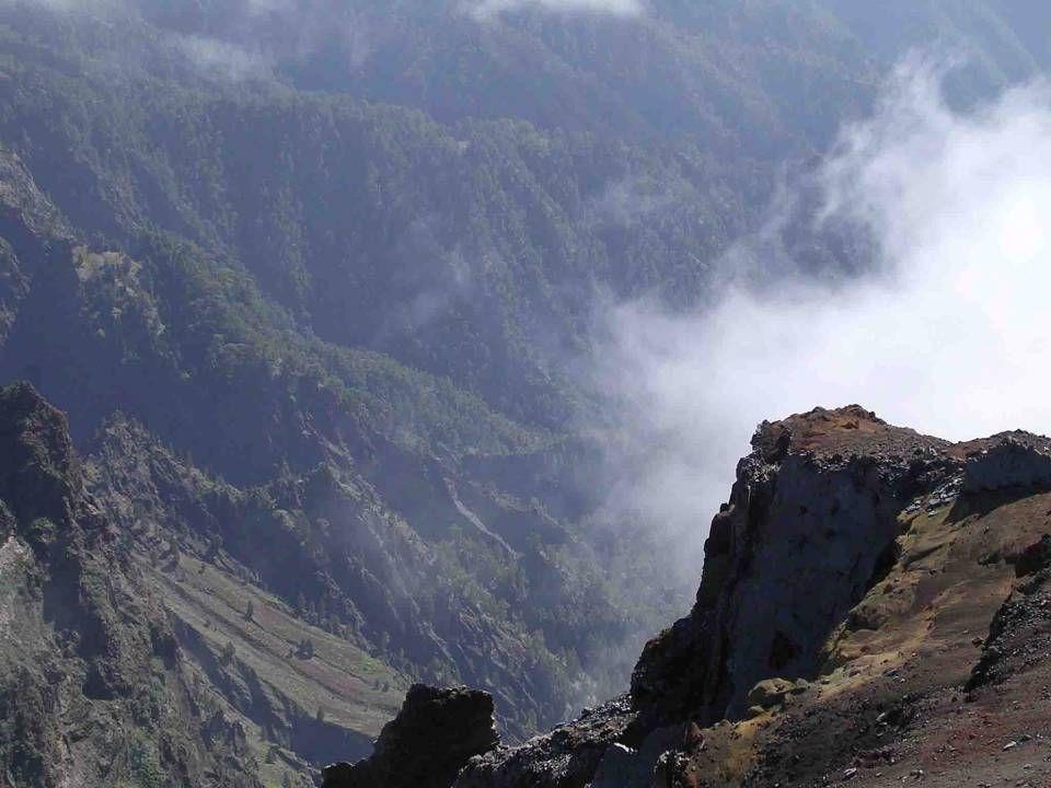 Efecto Foehn (Föhn )en La Cumbrecita