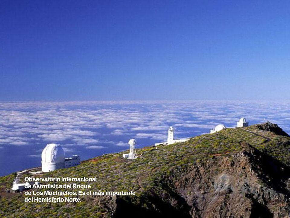 El Grantecan El mayor telescopio óptico del mundo…