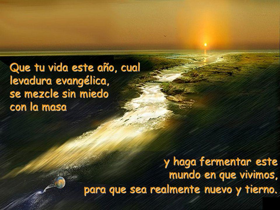 www.vitanoblepowerpoints.net Que tu espíritu esté abierto y alerta para descubrir el querer de Dios en todo momento; y que tu oración sea encuentro de