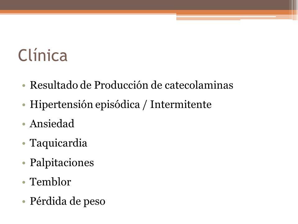 Laboratorio Catecolaminas Metanefrinas Ac. Vanililmandélico