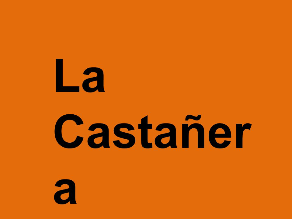 La Castañer a