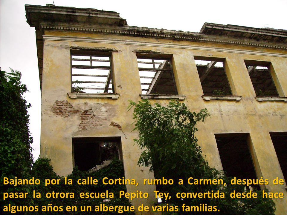 Mini-historia en imágenes para los que alguna vez vivieron en la cercanía de las calles Carmen, entre Cortina y Figueroa, en La Víbora, La Habana, Cub