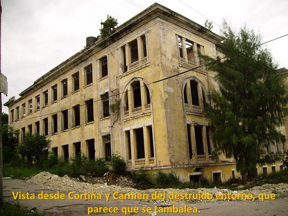 Dicen antiguos vecinos del lugar, que antes de 1959 perteneció a la Iglesia Católica cubana; que forma parte del patrimonio que le arrebataron a esa i